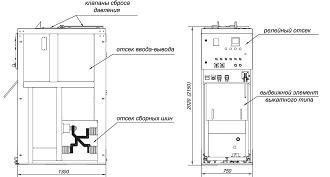 Комплектное распределительное устройство КРУ-АТ